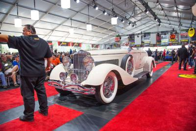 Mecum Monterey 2018 Daytime Auction Reaches $47 Million In Overall Sales