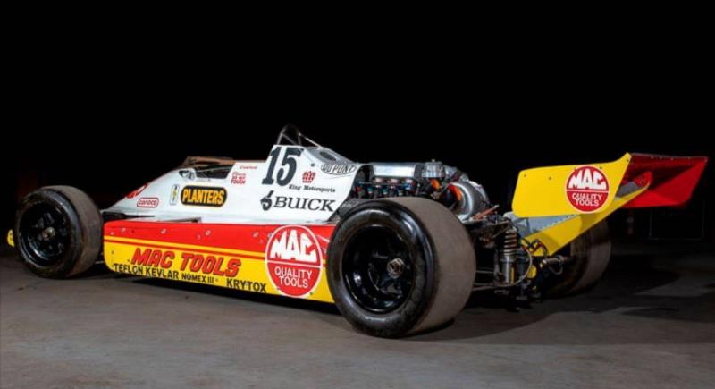 'Wouldn't you really rather drive a Buick'- race car? And Help the Motorsports Hall of Fame of America