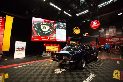 Mecum's Collector-Car Auction In Portland Achieves $7.9 Million