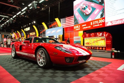 RESULTS FROM MECUM ANAHEIM CLASSIC AND COLLECTOR CAR AUCTION - Car auction show