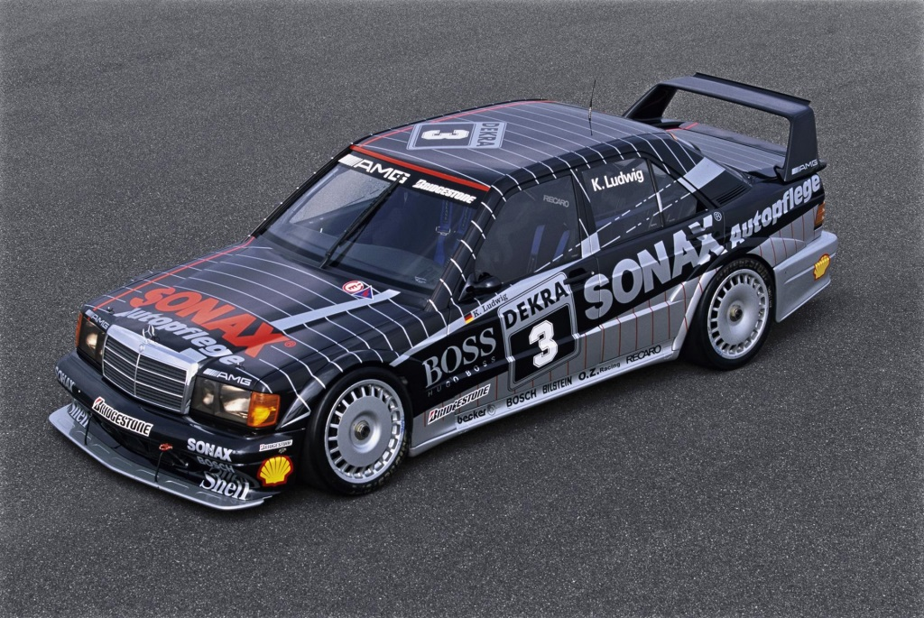 With 16 Victories To The 1992 DTM Championship: Legendary DTM Season ...