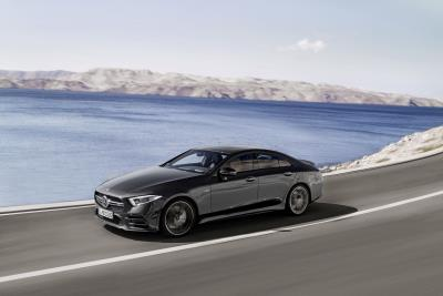 The New Mercedes- AMG 53-Series Models Of The CLS, E-Class Coupé And E-Class Cabriolet