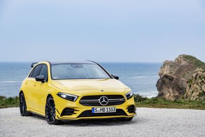 Pricing And Specification Announced For Powerful New Mercedes- AMG A 35 4Matic