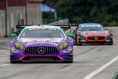 Multiple Championships On The Line For Mercedes- AMG Motorsport Customer Racing Teams In Motul Petit Le Mans