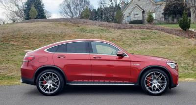 Driving Impressions : 2020 AMG GLC 63 S Coupe