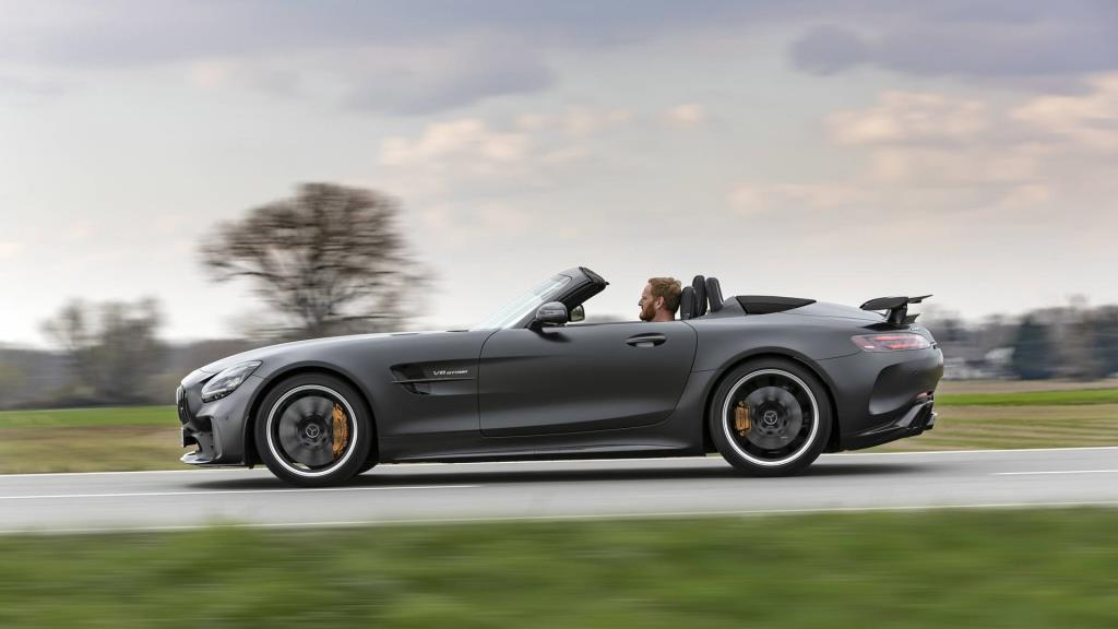 Mercedes Amg Gt R Roadster Now On Sale Conceptcarz Com