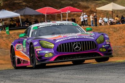Mercedes- AMG Motorsport Customer Racing Teams Clinch Four IMSA Championships At Petit Le Mans