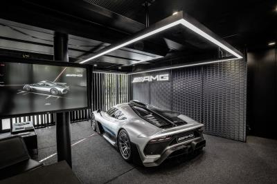 Name Chosen For Exclusive Production Vehicle - Hypercar To Be Called Mercedes- AMG One