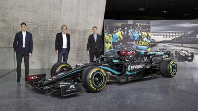 Mercedes-AMG Petronas Formula One Team welcomes INEOS as a one third equal shareholder alongside Daimler and Toto Wolff
