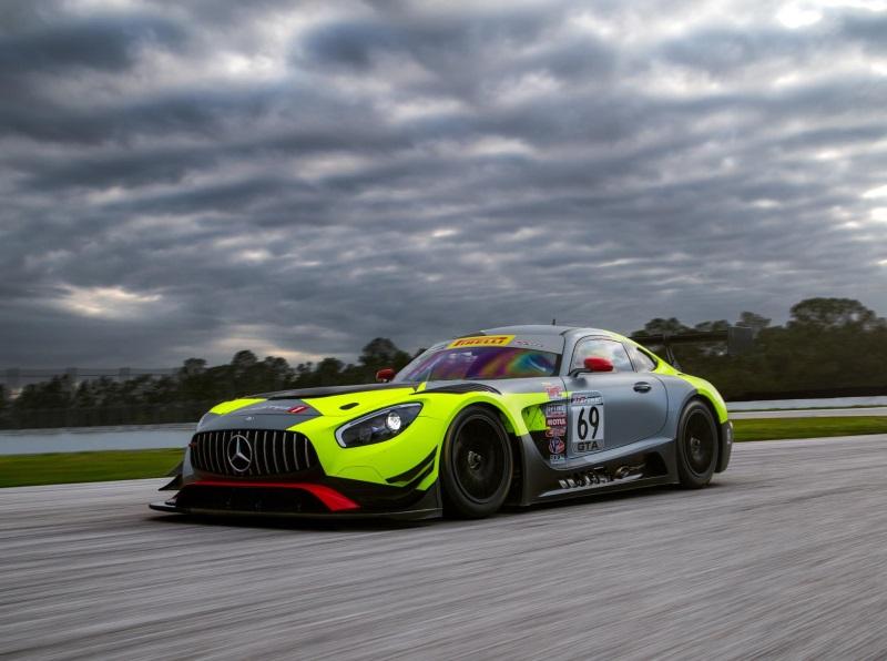 Mercedes Amg Motorsport Customer Racing Teams Ready For