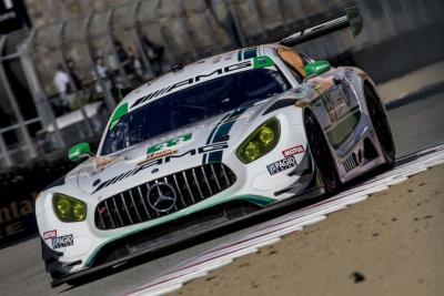 Multiple Championships On The Line For Mercedes- AMG Motorsport Customer Racing Teams At Road Atlanta