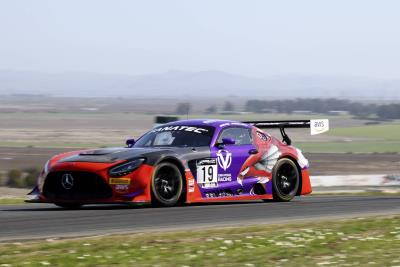 Record Eight Mercedes-AMG Motorsport Customer Racing Entries Across Three SRO America Championships Compete This Weekend at Sonoma Raceway