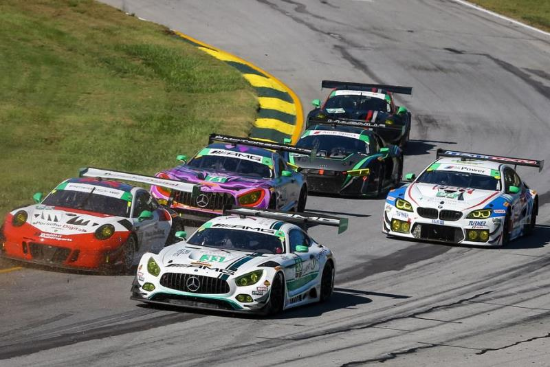 American Endurance Racing >> Mercedes Amg Sweep Second Consecutive Tequila Patron North