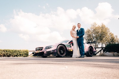 Tales From The Paddock – Mercedes-AMG C 63 Dtm As Maro Engel's Wedding Car: 'It Was An Absolutely Amazing, Incredible Experience'