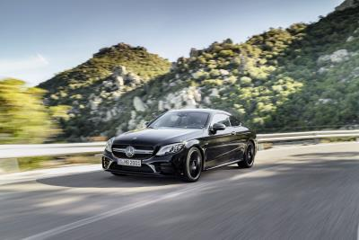 The New Mercedes- AMG C 43 4Matic Coupé And Cabriolet - Extensive Update For The Two-Door Performance Models