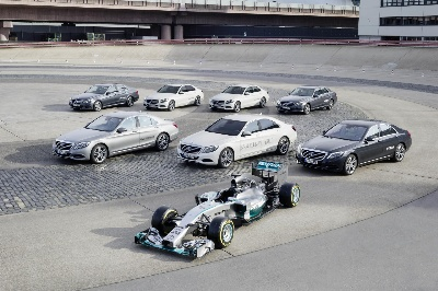 Mercedes-AMG High Performance Powertrains Honoured With The Prestigious Dewar Trophy