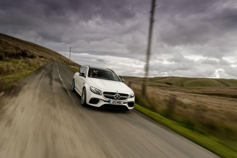 Mercedes-AMG E 63 S Estate Wins BBC Topgear Magazine's 'Estate Car Of The Year'