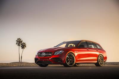 AMG-E-Class Wagon: An American Tradition