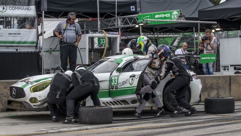 Mercedes-AMG Team Riley Motorsports Sweep Tequila Patrón North American Endurance Cup (NAEC) Season Championship Titles