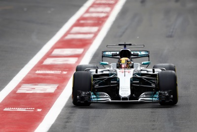 Mercedes-AMG Petronas Motorsport and Rubrik announce new partnership