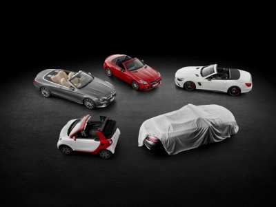 MERCEDES-BENZ CARS AT THE GENEVA INTERNATIONAL MOTOR SHOW 2016