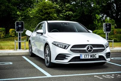 Mercedes-Benz Named Fleet Manufacturer Of The Year At Business Car Awards