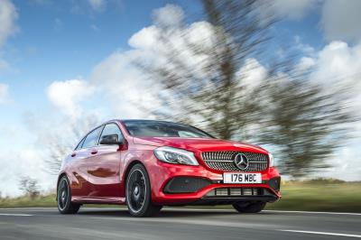 Record Sales Year For Mercedes-Benz Cars UK With 179,000 Cars Registered In 2017