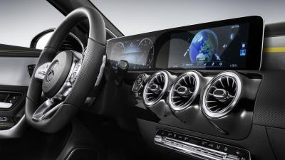 World Premiere Of The New Mercedes-Benz User Experience