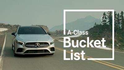 Some Dreams Are Closer Than You Think Thanks To Mercedes-Benz