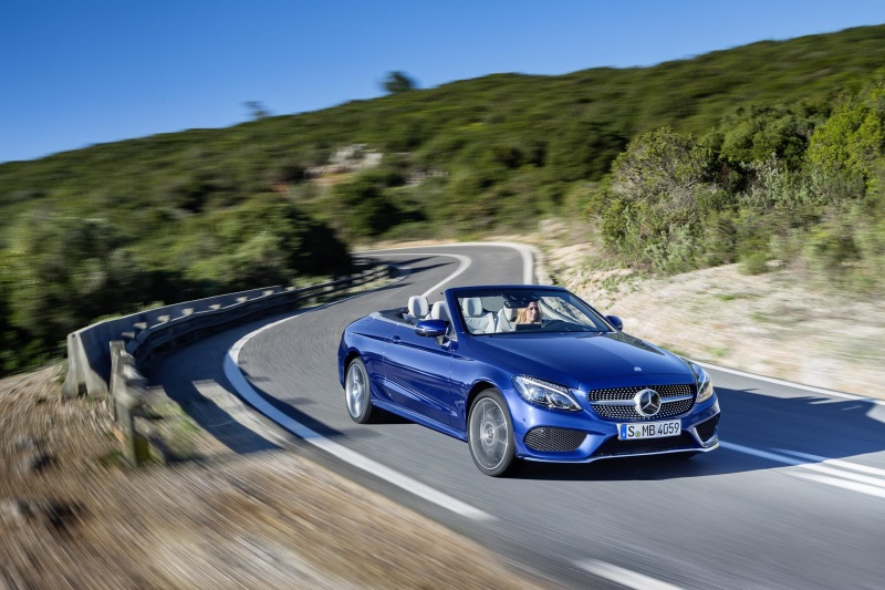 PRICING AND SPECIFICATION FOR NEW MERCEDES-BENZ C-CLASS CABRIOLET REVEALED