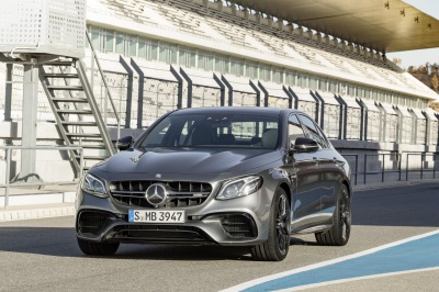 Mercedes-AMG E 63 4Matic+ Saloon Uk Pricing And Specification Confirmed