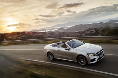 All-Terrain And Cabriolet Add New Dimensions To E-Class Line-Up