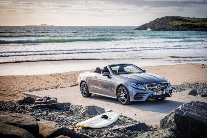 Mercedes-Benz Expands E-Class And CLS Ranges With New Petrol