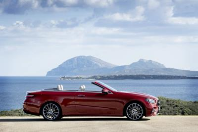 Comprehensive Range Of Enhancements Also For E-Class Coupé And Cabriolet