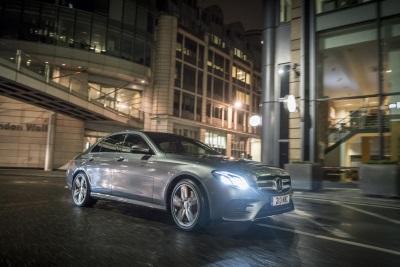 Double Win For Mercedes-Benz E-Class At 2017 Fleet News Awards