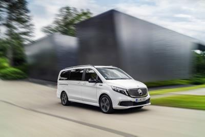 UK Pricing And Specification Announced For New All-Electric Mercedes-Benz EQV