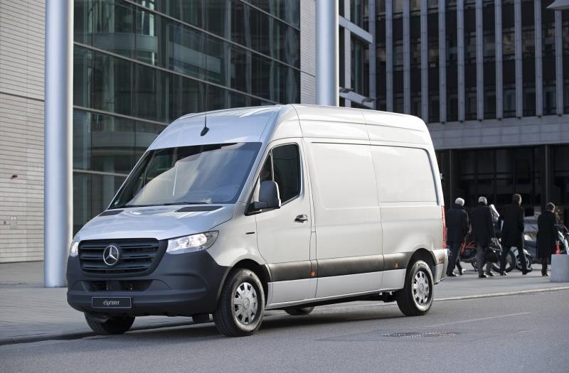 Pricing & Specification For New eSprinter
