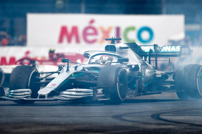 2019 Mexican Grand Prix - Sunday