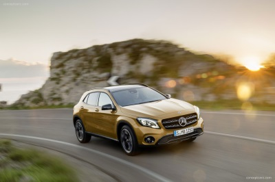 NEW MERCEDES-BENZ GLA PRICING AND SPECIFICATION REVEALED
