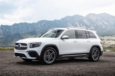 Mercedes-Benz GLB Boasts High Versatility, Exceptional Safety And Intuitive MBUX Infotainment