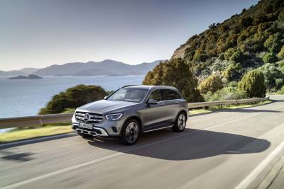 Mercedes-Benz GLC UK Pricing And Specification Revealed
