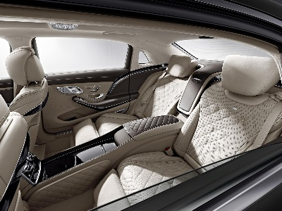 MERCEDES-MAYBACH FOR THE ULTIMATE IN EXCLUSIVITY AND INDIVIDUALITY