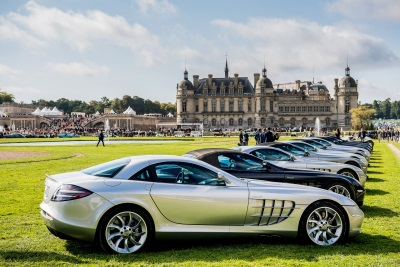 New Brand Club For Mercedes-Benz SLR Mclaren: Chantilly 2017: Inaugural Meeting Of The SLR Club