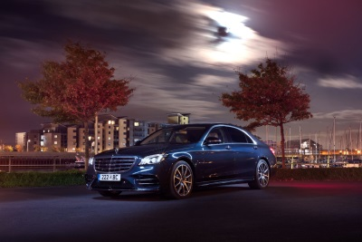 Mercedes-Benz S-Class, E-Class And C-Class Win At 2017 Carbuyer Awards