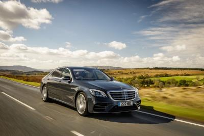 Mercedes-Benz S-Class Named Best Luxury Car At Inaugural Company Car Today Awards