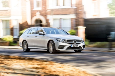 Mercedes-Benz In April: 50Th Consecutive Sales Record