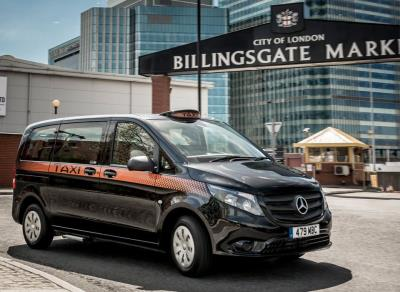 Mercedes-Benz' Star Continues To Shine Bright With Record UK Van Sales