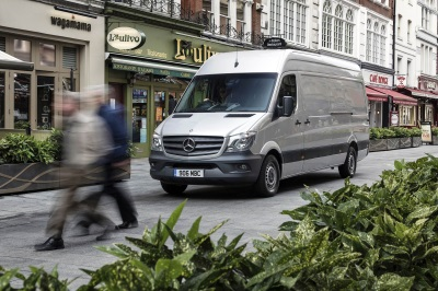 Mercedes-Benz Vans Crowned Most Reliable Manufacturer And Sprinter Retains Most Reliable Van Honour At FN50 Awards