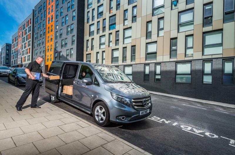'Parking Crisis' Having A Detrimental Impact On Wellbeing And Wallets Of Nations' Van Drivers
