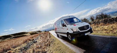 Mercedes-Benz Vans Boss Steve Puts In A Shift With DPD
